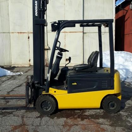 Stivuitor Electric Doosan B20X